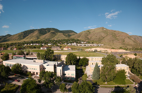 School of Mines Campus