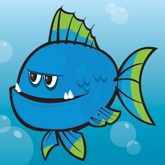 bluefish.jpg: This work is licensed under a Creative Commons generic license