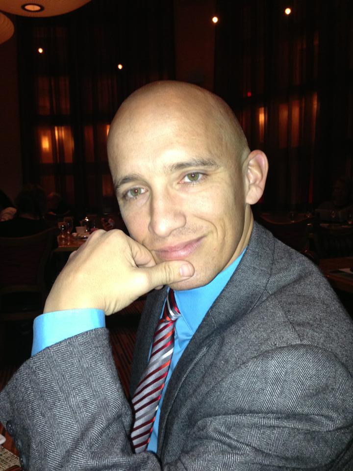 Photo of D.A. Tony Tarvin