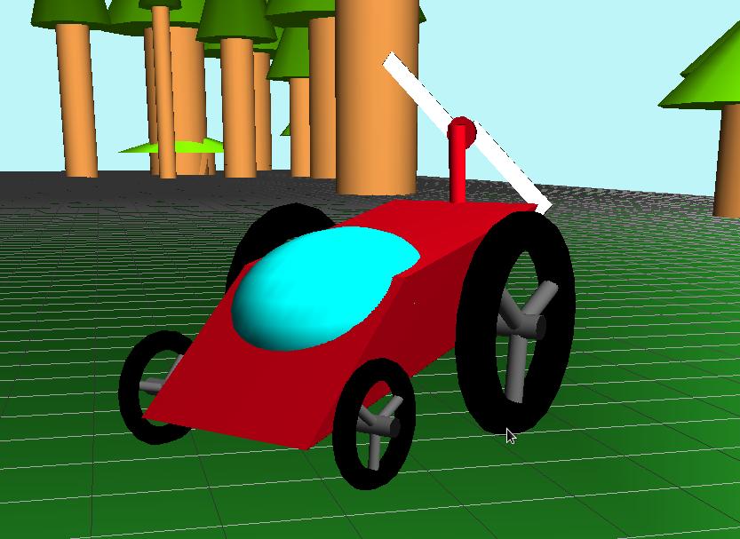CSE40166 - Computer Graphics