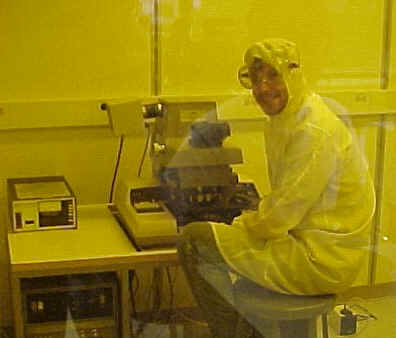 Uv Lithography Clean Room