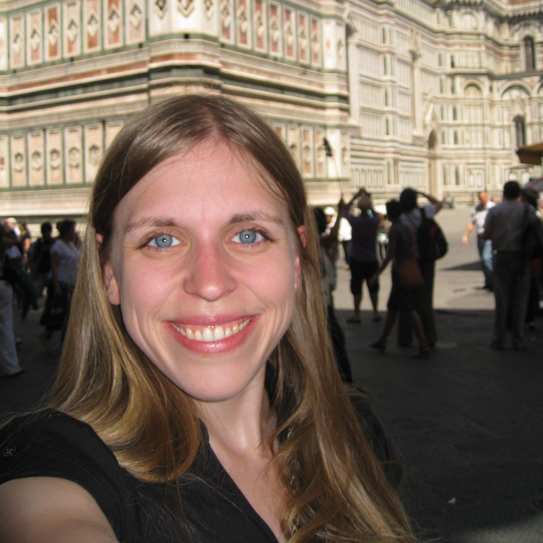 Photo of Dr. Rebecca Swanson