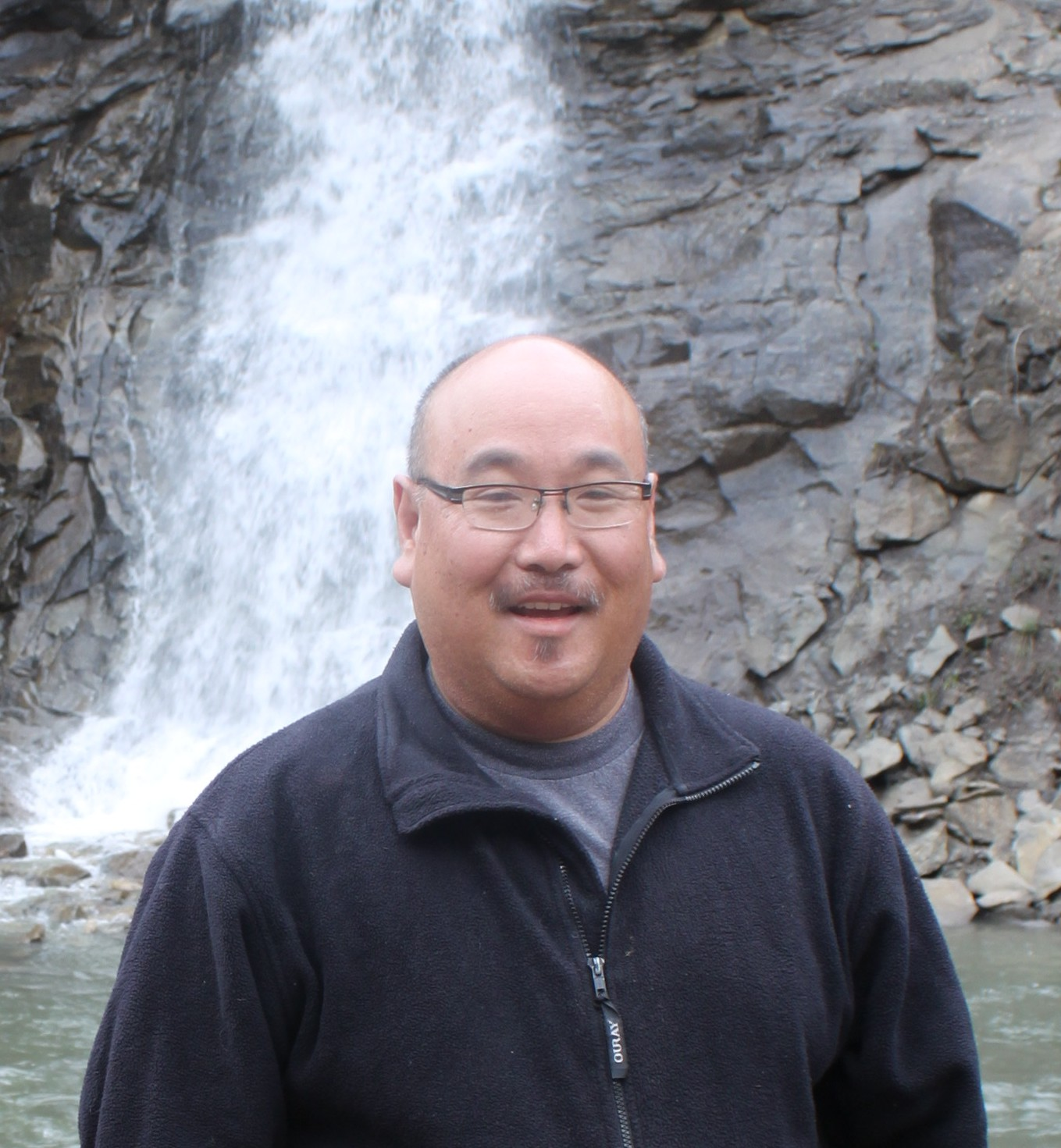 Photo of Bruce M. Yoshioka