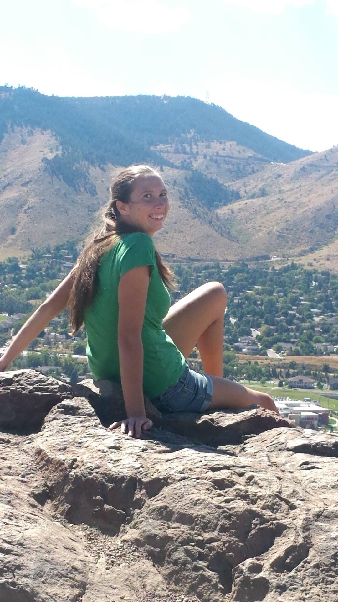 Photo of Kirsten Blagg